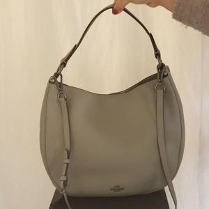 Coach Large Gray Purse